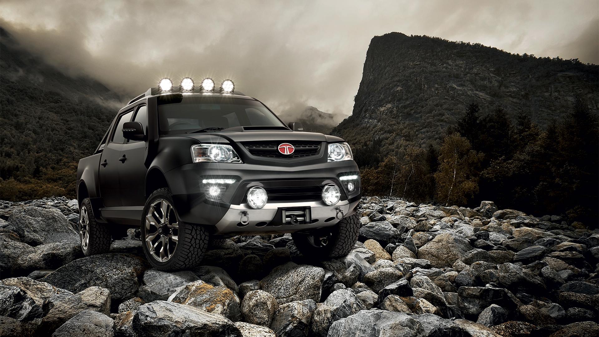 Tata Motors Australia Tata Tuff Truck Concept